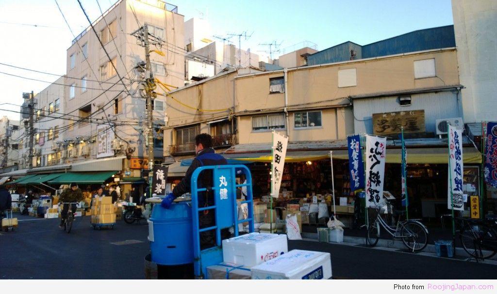รู้จริงญี่ปุ่น_Tokyo_05 Tsukiji 02