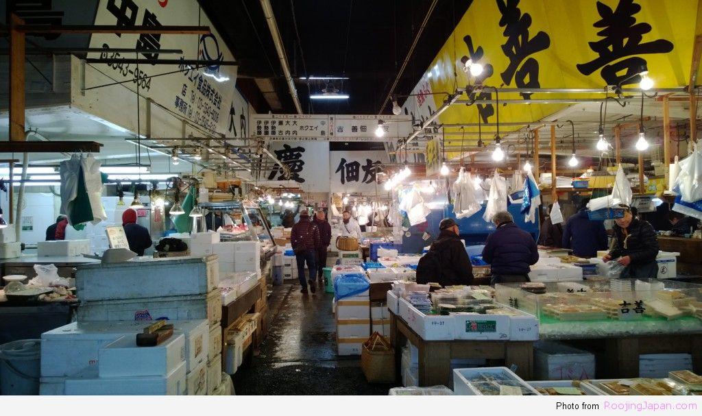 รู้จริงญี่ปุ่น_Tokyo_05 Tsukiji 03