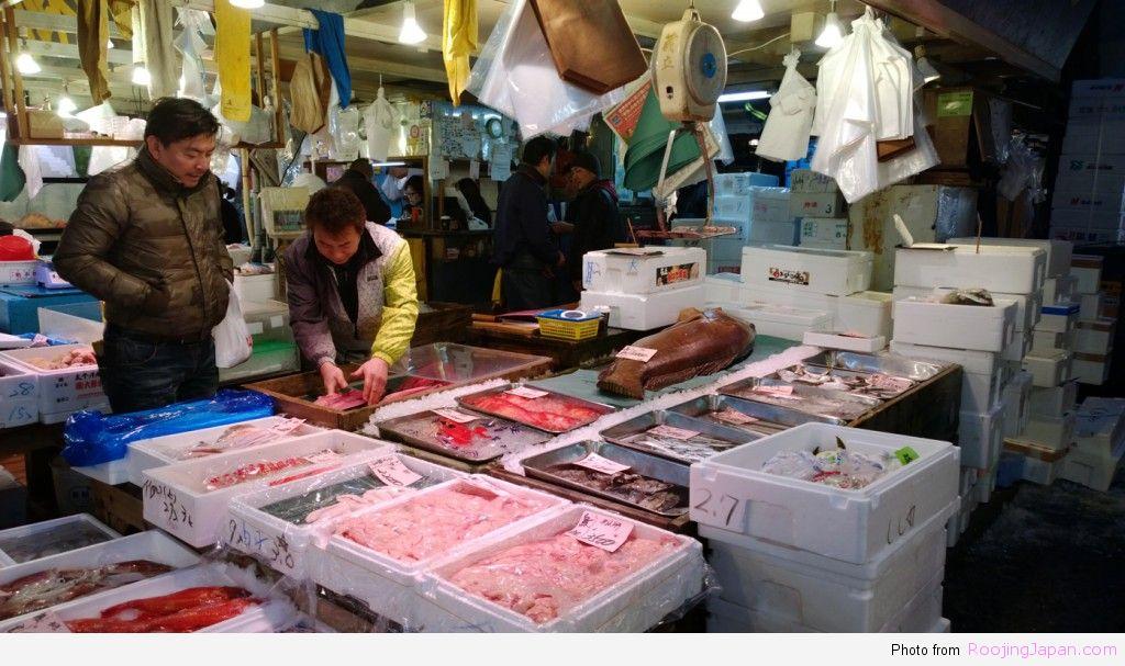 รู้จริงญี่ปุ่น_Tokyo_05 Tsukiji 04
