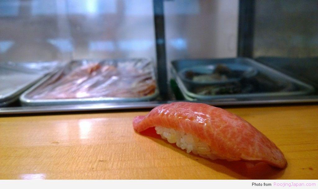 รู้จริงญี่ปุ่น_Tokyo_05 Tsukiji 08 Sushi Dai