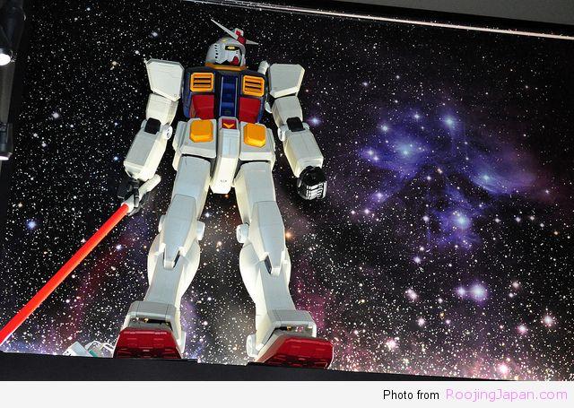 Gundam Café1
