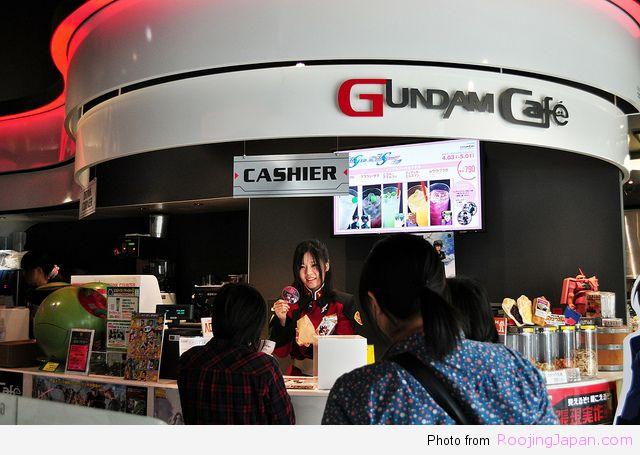 Gundam Café11