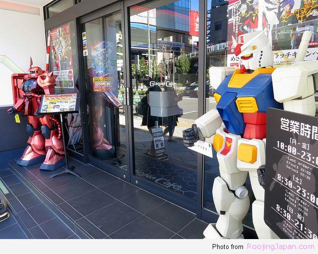 Gundam Café3