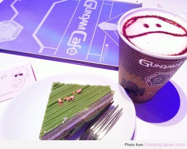 Gundam Cafe5