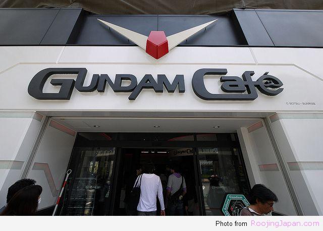 Gundam Cafe6