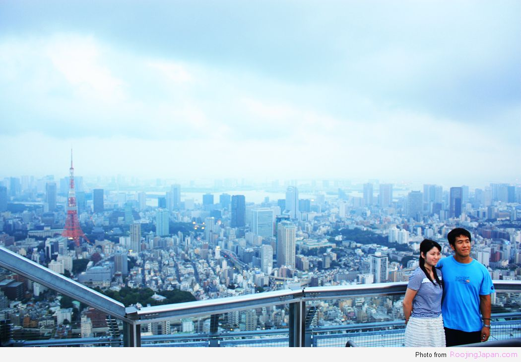 Tokyo_19 Tokyo City View 04